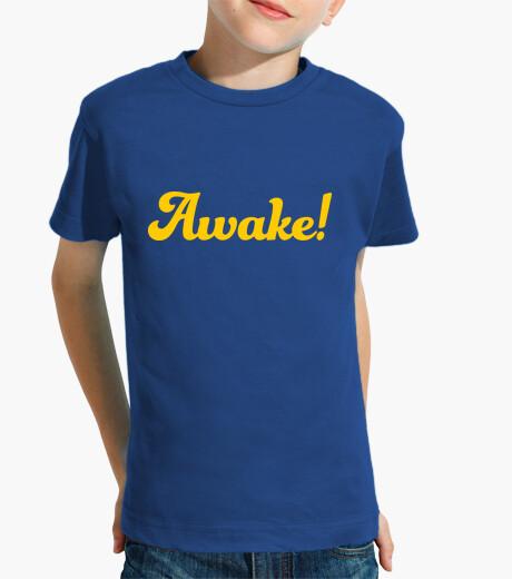 Ropa infantil AWAKE (yellow)