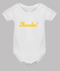 AWAKE (yellow)