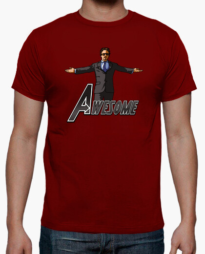 Camiseta Awesome
