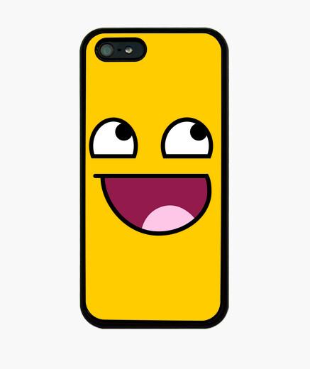 Funda iPhone Awesome Face