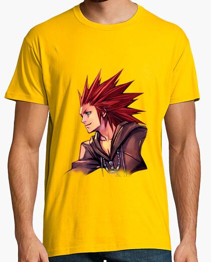 Camiseta Axel - Kingdom Hearts II