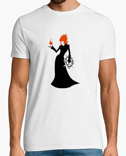 Camiseta Axel Kingdom Hearts