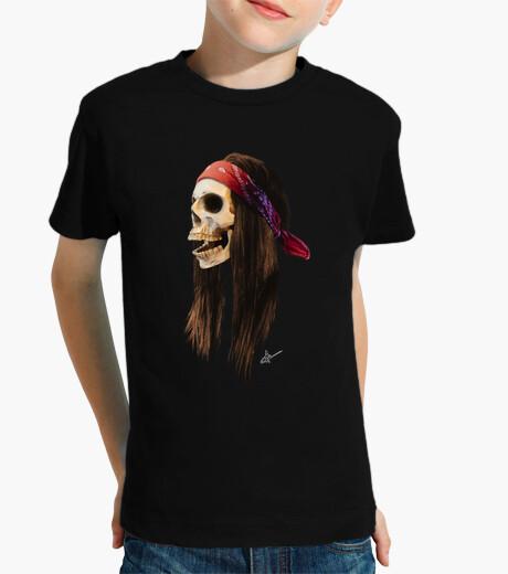 Ropa infantil Axl Skull