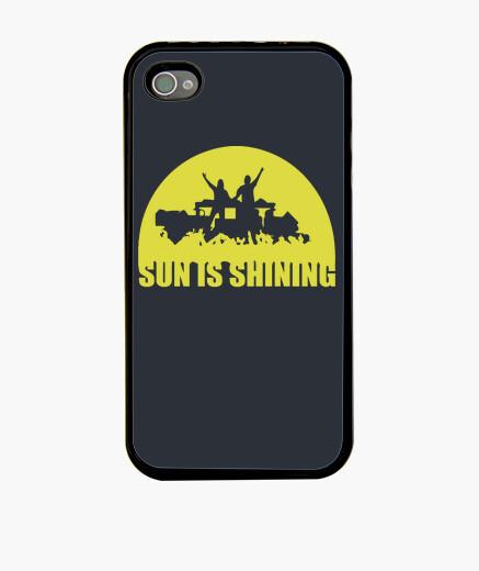 Funda iPhone Axwell  Ingrosso - Sun is shining