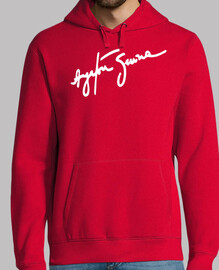 Ayrton Senna Red/White