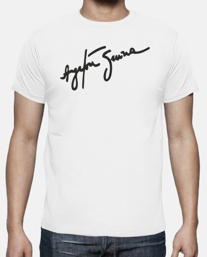Ayrton Senna White/Black