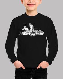 Ayudando al tigre