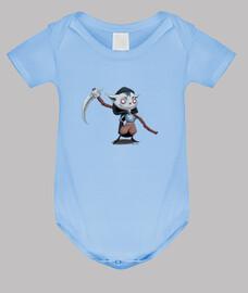 Ayudante de la Muerte 2 - Body bebé