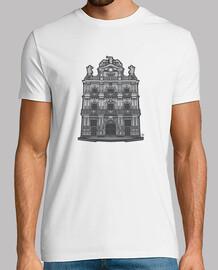 Ayuntamiento de Pamplona/Iruña camiseta hombre