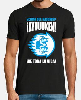 ayuuuken! t-shirt boy