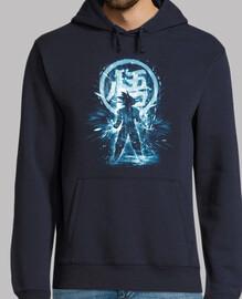 azul tormenta dragón