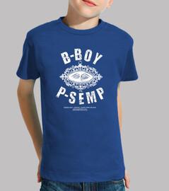 B-boy P-semp