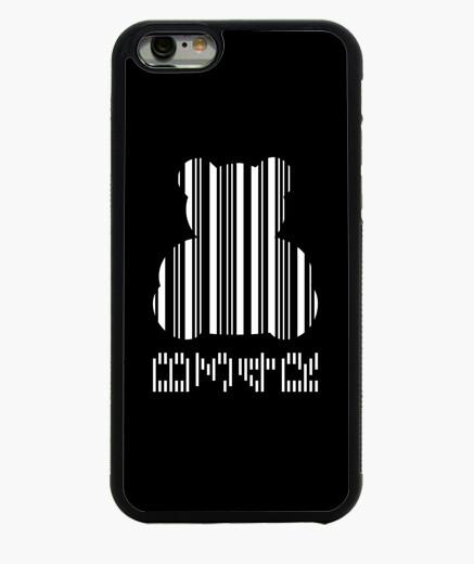 Funda iPhone 6 / 6S B34R (W) - Carátula, Carcasa