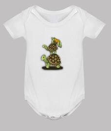 babel baby-schildkröte