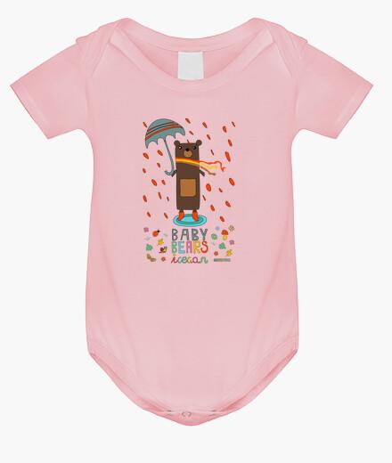 Baby bears icecar | baby bodysuit children's clothes