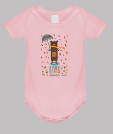baby bears icecar | baby bodysuit