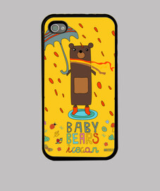 Baby Bears Icecar | Cover iPhone4/4S