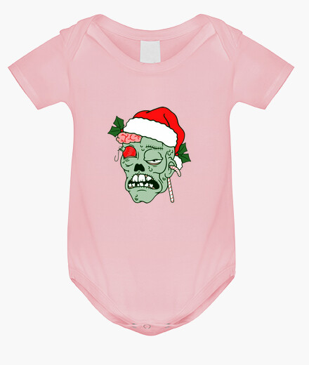 Baby body christmas zombie children's clothes