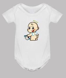 baby body, white