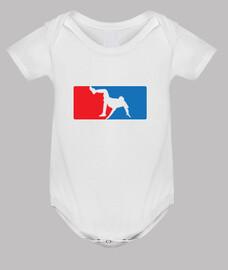 baby bodysuit soccer - football