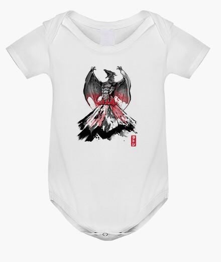 Baby bodysuit, white kids clothes