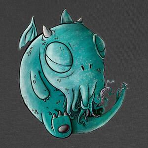 T-shirt Baby Chtulhu - Lovecraft