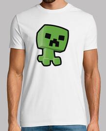 Baby Creeper Minecraft