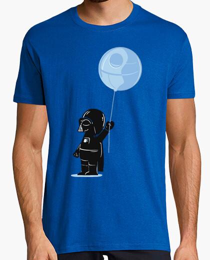 Camiseta Baby Darth Vader friki