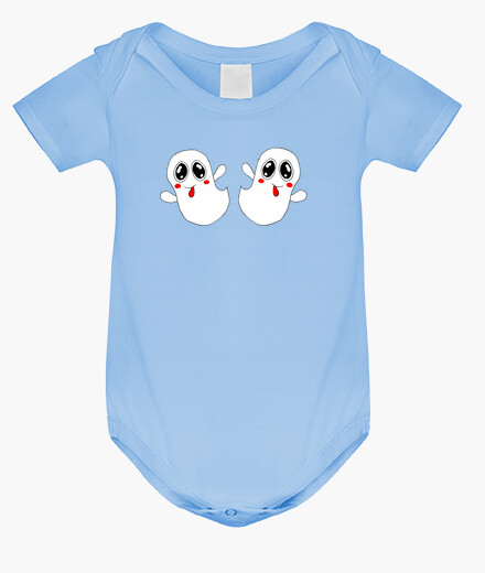 Baby ghost blue baby kids clothes