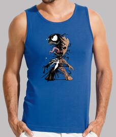 Baby Groot Venom