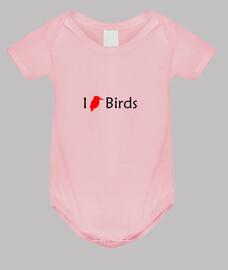 Baby I Love Birds
