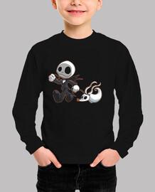Baby Jack Zero Camiseta