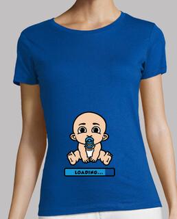baby laden schwangere frau