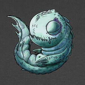 T-shirt Baby Leviatan
