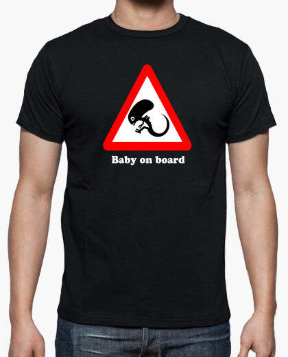 Camiseta Baby on board