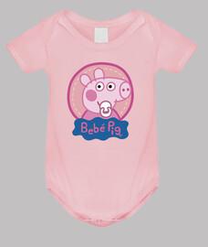 baby pig girl