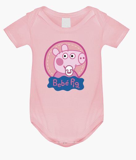 Baby pig girl children's clothes