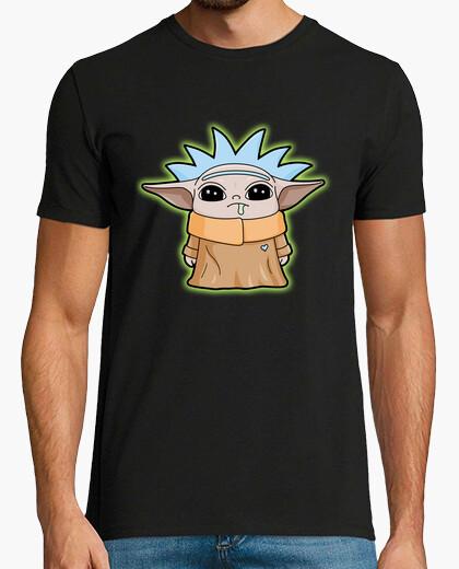 Camiseta Baby Rick Yoda