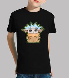 Baby Rick Yoda