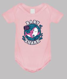 Baby Shark chic ein Trazo
