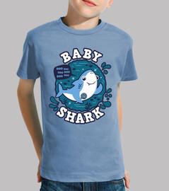 Baby Shark Chico trazo