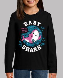 baby shark girl