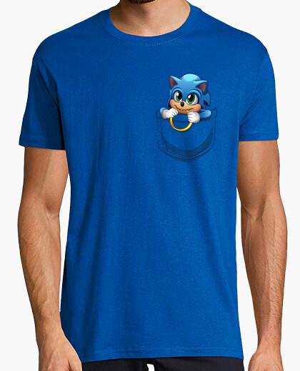 Baby sonic t-shirt