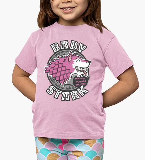 Ropa infantil Baby Stark Chica trazo