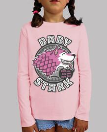 baby stark girl stroke