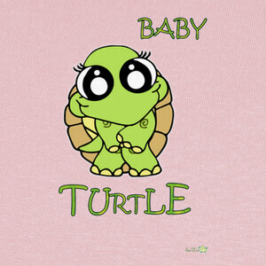 Baby Turtle T-shirts