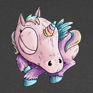 T-shirt Baby Unicorn - Unicornio