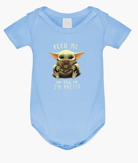 Ropa infantil Baby yoda