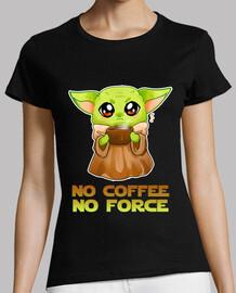 Baby Yoda - No coffee No Force