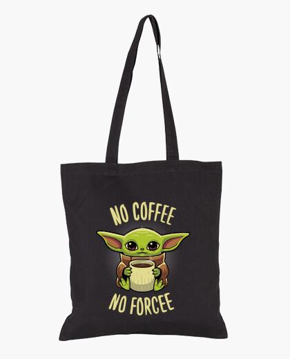 Bolsa Baby yoda Coffee - Grogu Mandalorian